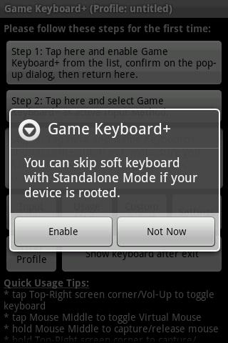 Game Keyboard +